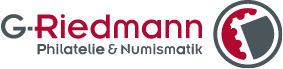 G. Riedmann - Philatelie & Numismatik